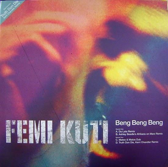 MusicLoad presents Femi Kuti - Beng Beng Beng