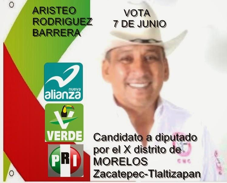 ARISTEO  RODRIGUEZ BARRERA