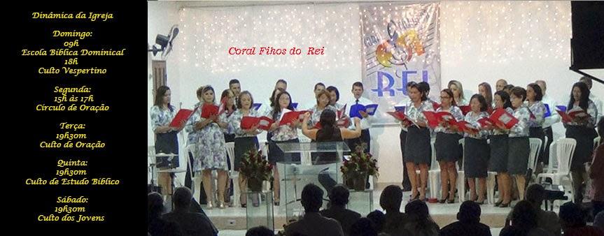 Coral Filhos do Rei
