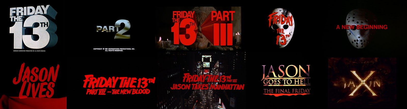 And So It Begins...: Halloween Horror Marathon: Friday the 13th ...