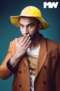 Ranveer Singh Steals Show Brilliant Blazers Casuals for 15th Anniversary of Mens Magazine
