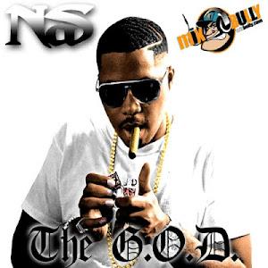 NAS : THE G.O.D.
