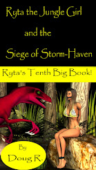 Ryta the Jungle Girl and the Siege of Storm-Haven