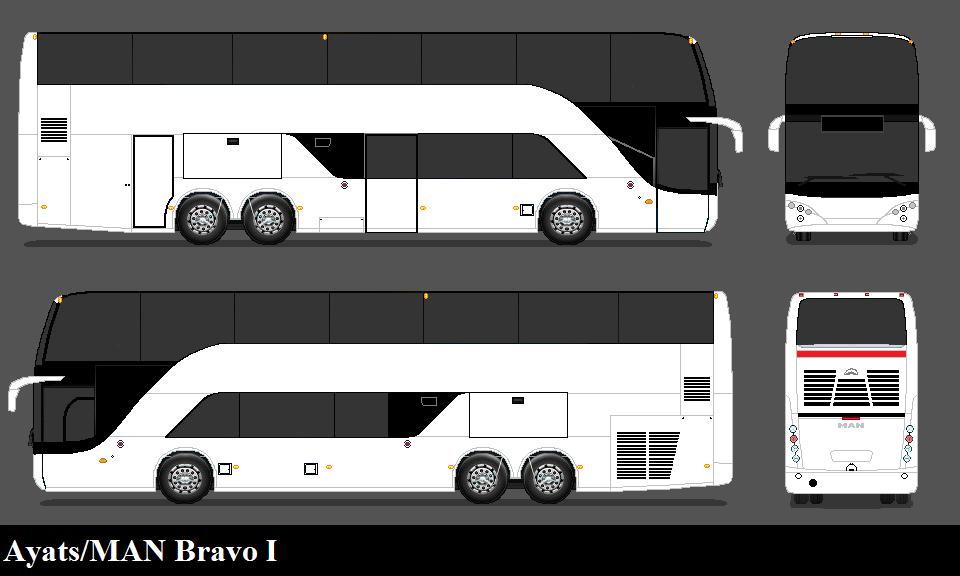 Dr samuel banda algunos dise os de mnibus parte 4 - Autobuses larga distancia ...