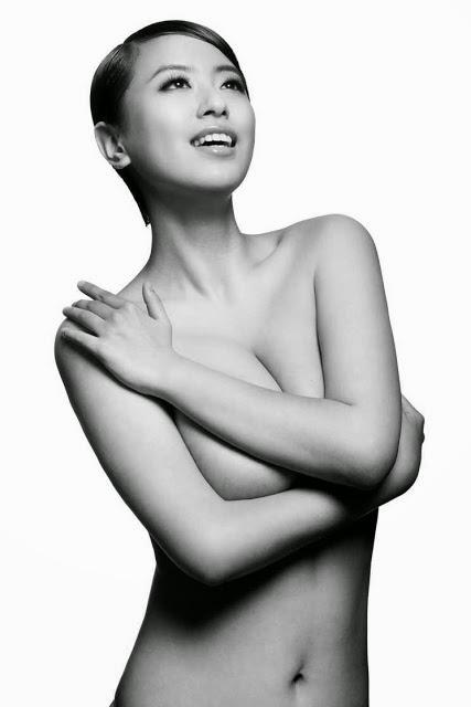 Ming Zhao  nackt