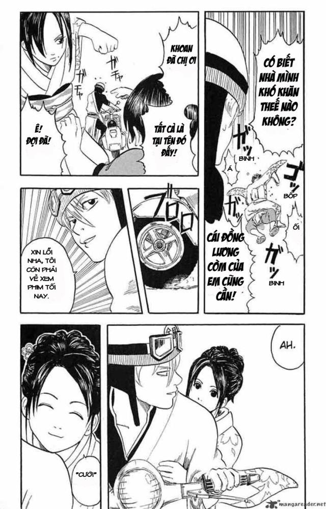 Gintama Chap 1 - Trang 19