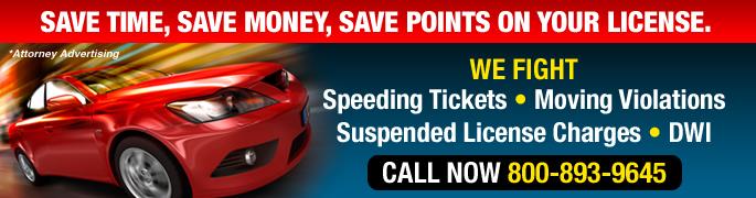Speeding Ticket Lawyer New York >> New York Traffic Ticket Lawyer. Statewide Representation ...