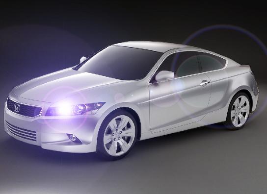 Honda com Xenon papel de parede