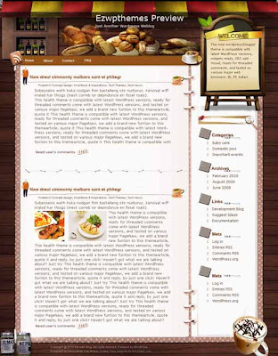 Cappuccino blogger template. converted WordPress to Blogger template. business template for blog. blog template business