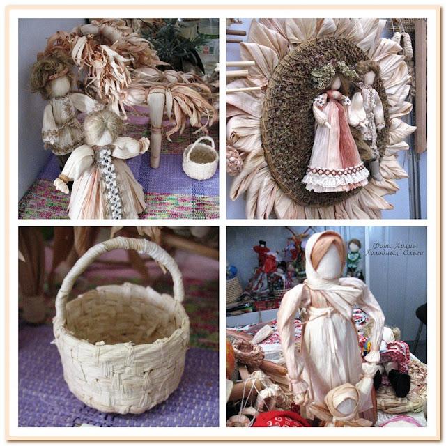 куклы из талаша