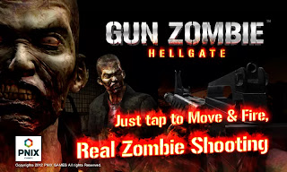 GUN ZOMBIE : HELLGATE v4.8 Mod (Unlimited Everything & All Weapons Unlocked) Apk