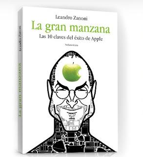 Libro La gran Manzana - Las 10 claves del éxito de Apple