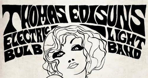 Thomas Edisun's Electric Light Bulb Band - The Circle Is Small