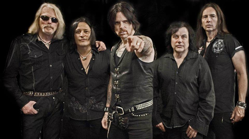 Rock guitar daily with tony conley damon johnson paying it the killer instinct is black star riders sophomore release recorded in conjunction with new producer nick raskulinecz and this record sees the ante upped malvernweather Image collections