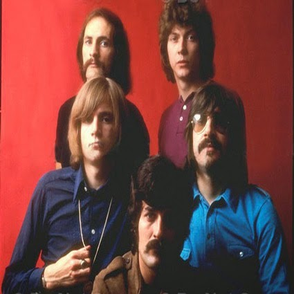 MARCH 2015 CO-FEATURED ARTIST OF THE MONTH - THE MOODY BLUES