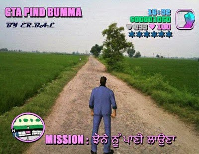 GTA Punjab For PC Free Download Full Version