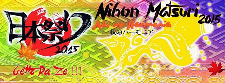 Festival Nihon Matsuri Unnes 2015