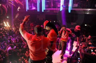 fotos de lil wayne 2 chainz busta rhymes mack maine mystikal en el club liv