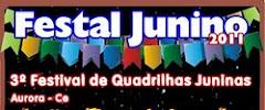 Cultura e Tradição no Festal Junino 2011