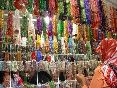 Ayo Borong Cinderamata Di Pasar Inpres Kebun Sayur