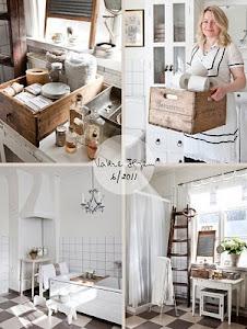 Vårt förra badrum är med i Vakre Hjem & Interiör, nr 6 2011