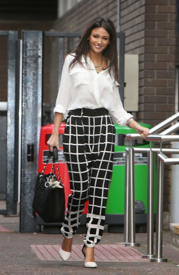 Michelle+Keegan+Looks+Gorgeous+(3) Michelle Keegan Looks Gorgeous at Outside ITV Studios, London