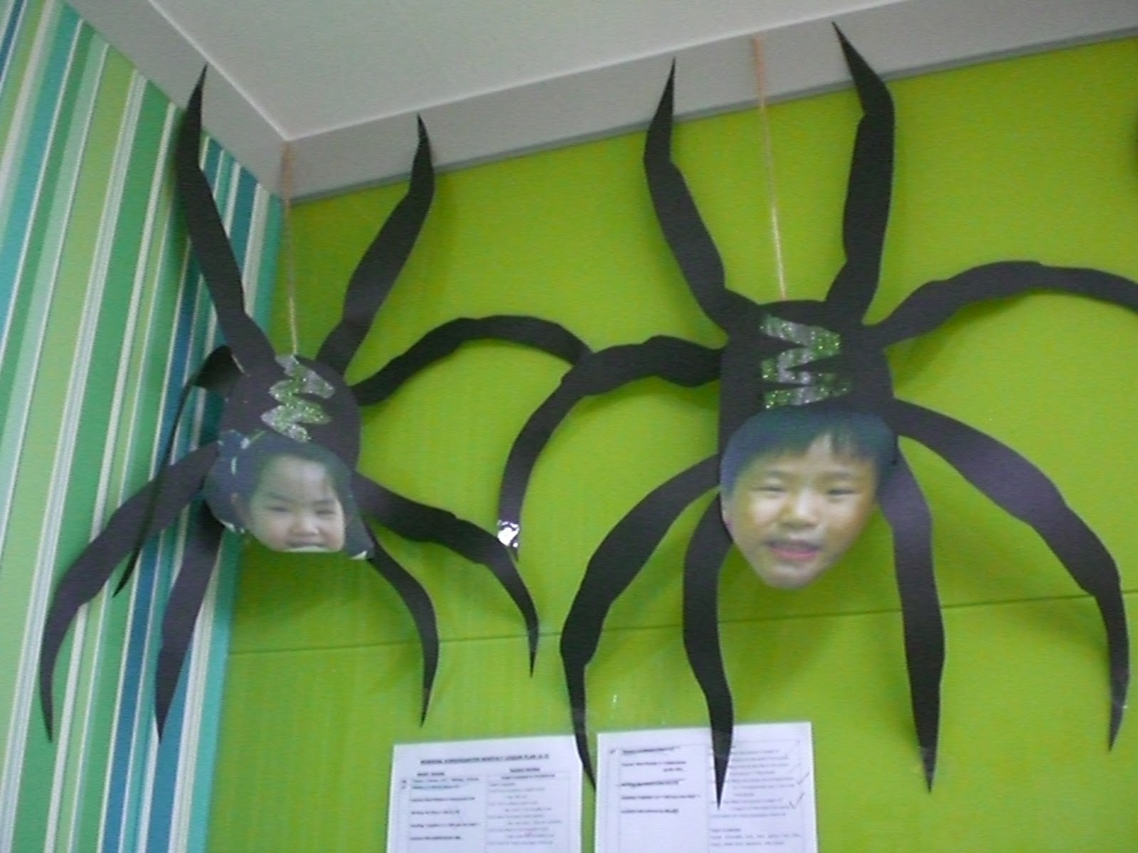 Halloween Classroom Decor Ideas ~ Halloween korean style the mosbys in china