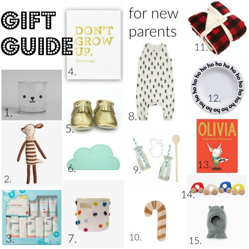 8 of the best and most useful gift ideas for new parents