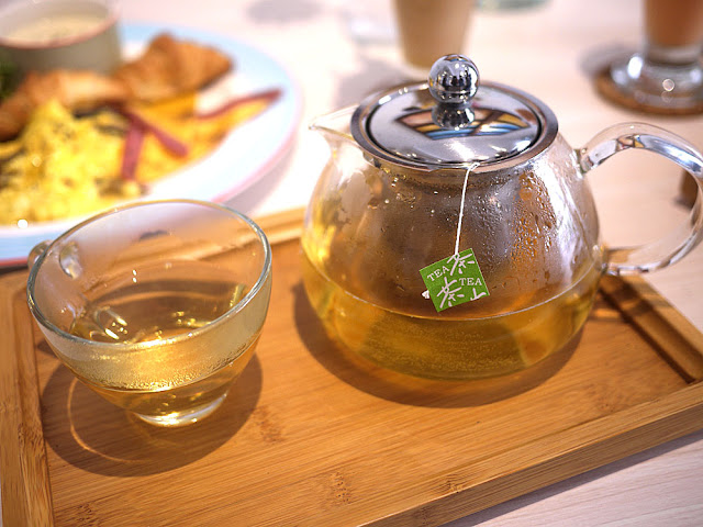 提神元氣勁茶
