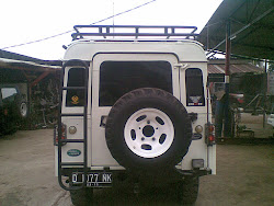 Roof RACK Landrover