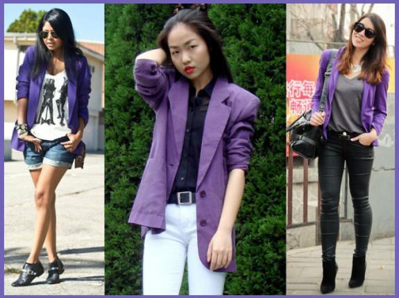 Centro estetico image y depilate for Como se combina el color violeta