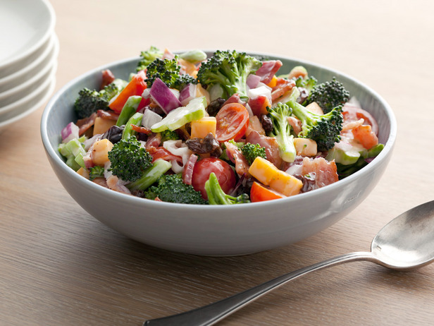 My Favorite Things: Bacon, Cheddar & Broccoli Salad