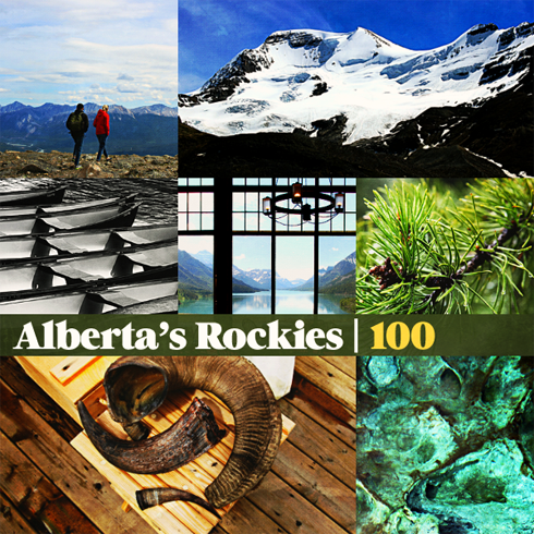 alberta rocky mountains travel photography