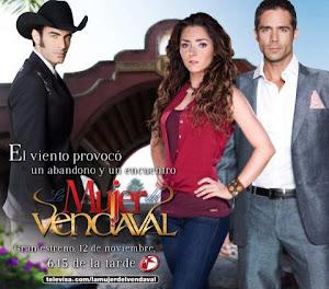 Ver Online Ver La Mujer del Vendaval Telenovela (vendaval)