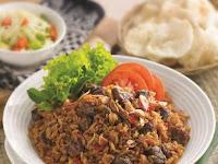 Membuat Nasi Goreng Hongkong Mudah