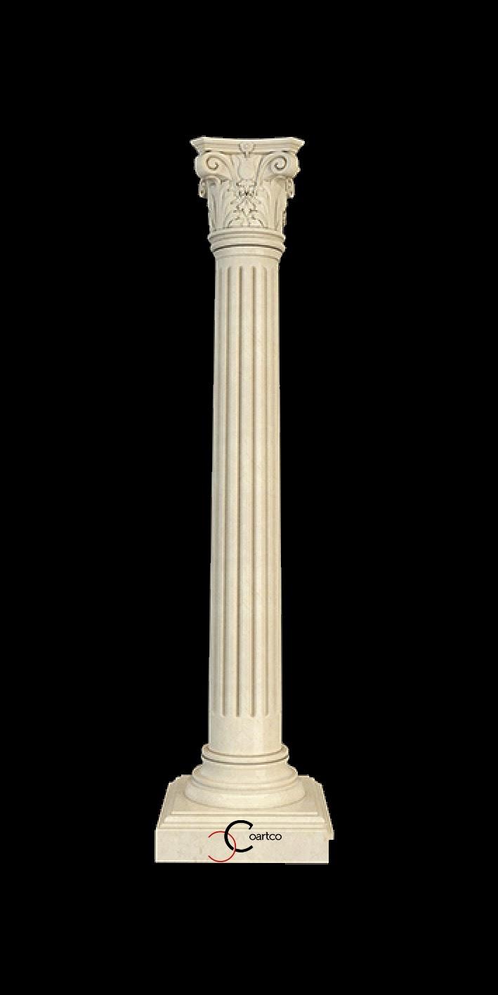 Coloane decorative din polistiren, coloane CoArtCo, Pret coloane, modele coloane