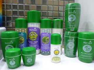 Indie: podsumowanie zakupów kosmetycznych, Biotique