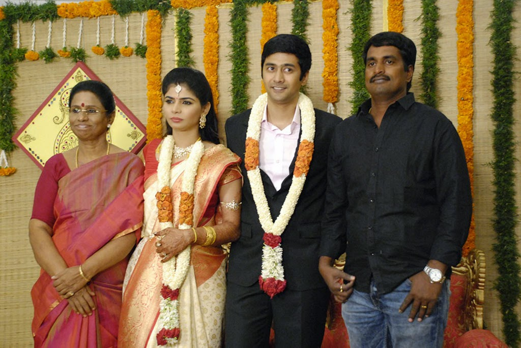 Rahul and Chinmayi wedding reception photos-HQ-Photo-15