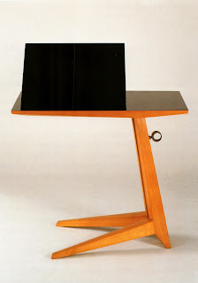 Above And Below In Maxime Old Designed This Adjustable Height Writing Table