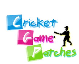 CRICKET GAMES PATCHES