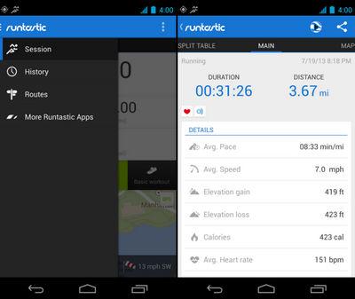 runtastic pro running fitness 6 6 2 apk android app free