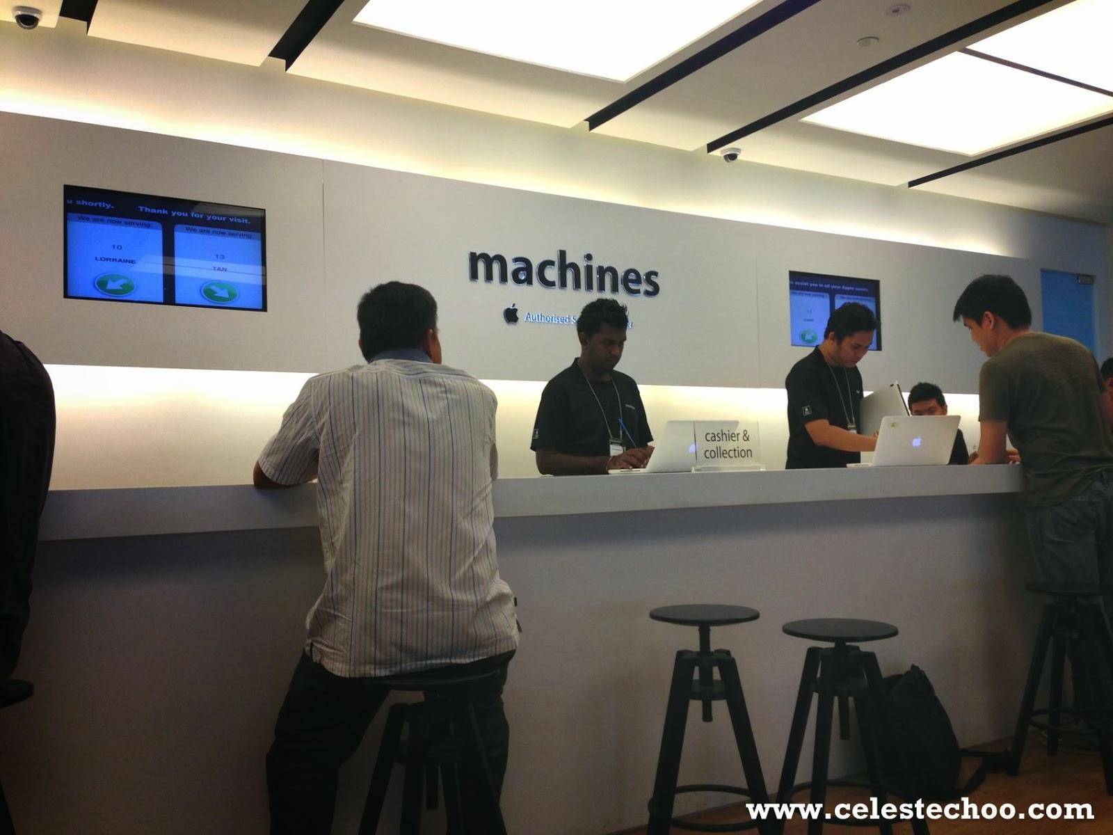 fax machine service center