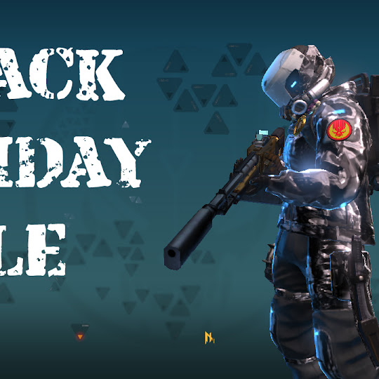 Black Friday Sale. Buzz Or Bust? Blacklight: Retribution