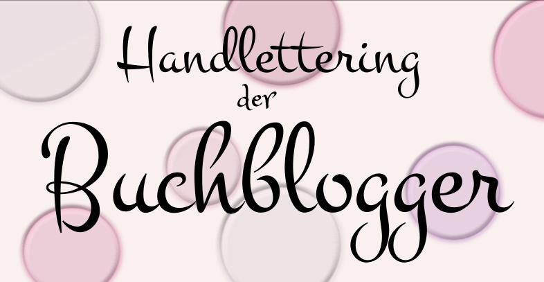 Handlettering der Buchblogger