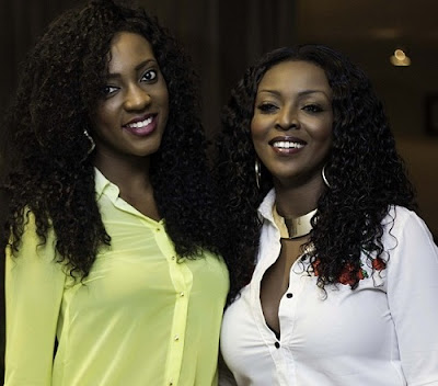 yvonne okoro and sister