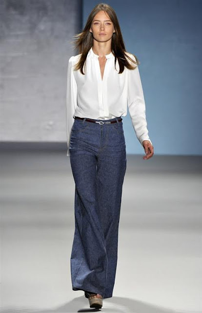 Fashion Shows Bell Bottom Jeans Trends