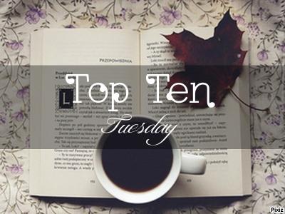 Top Ten Tuesday #5: 10 Autores a los que nunca he leído