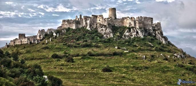 castel spis din slovacia