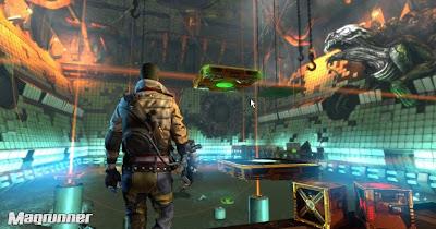 Magrunner: Dark Pulse Screenshots 2
