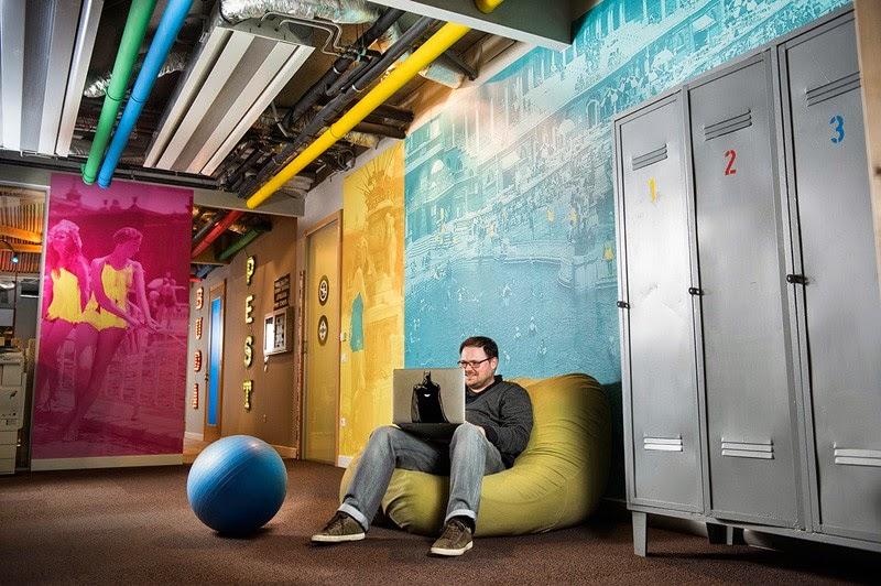 Office Google Budapest